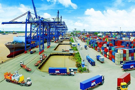 Regional linkage to turn logistics into the key service industry in Ho Chi Minh City