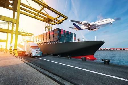 Melody Logistics provide freight forwarding & logistics industry