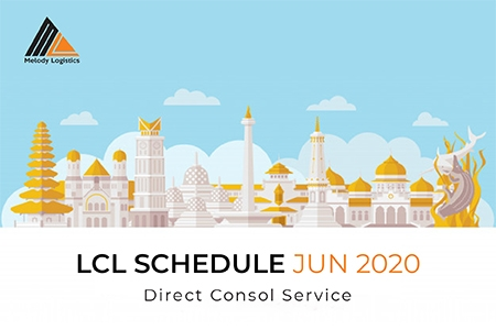 LCL Sailing Schedule Jun 2020