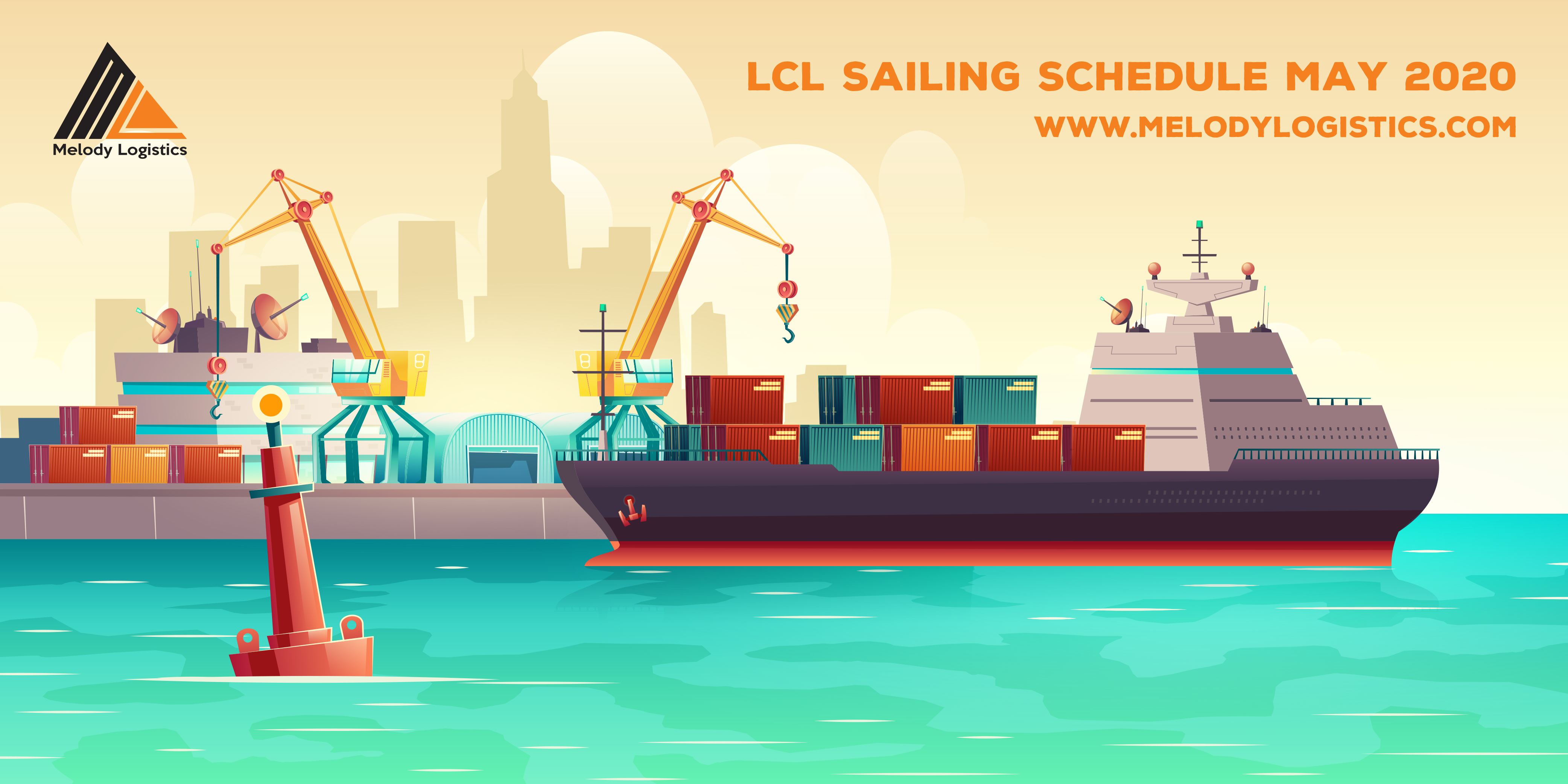 Lịch LCL direct consol tháng 5 2020