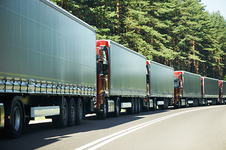 Ngành logistics toàn cầu nỗ lực duy trì hoạt động trước ảnh hưởng của Covid-19